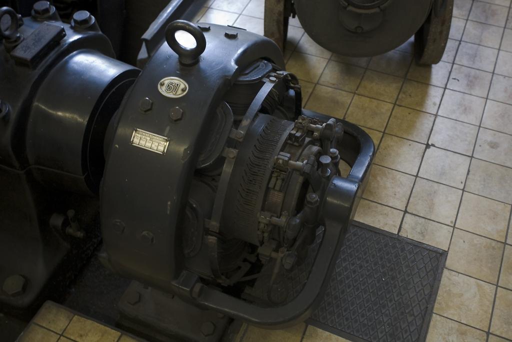 Elektrozentrale Generator
