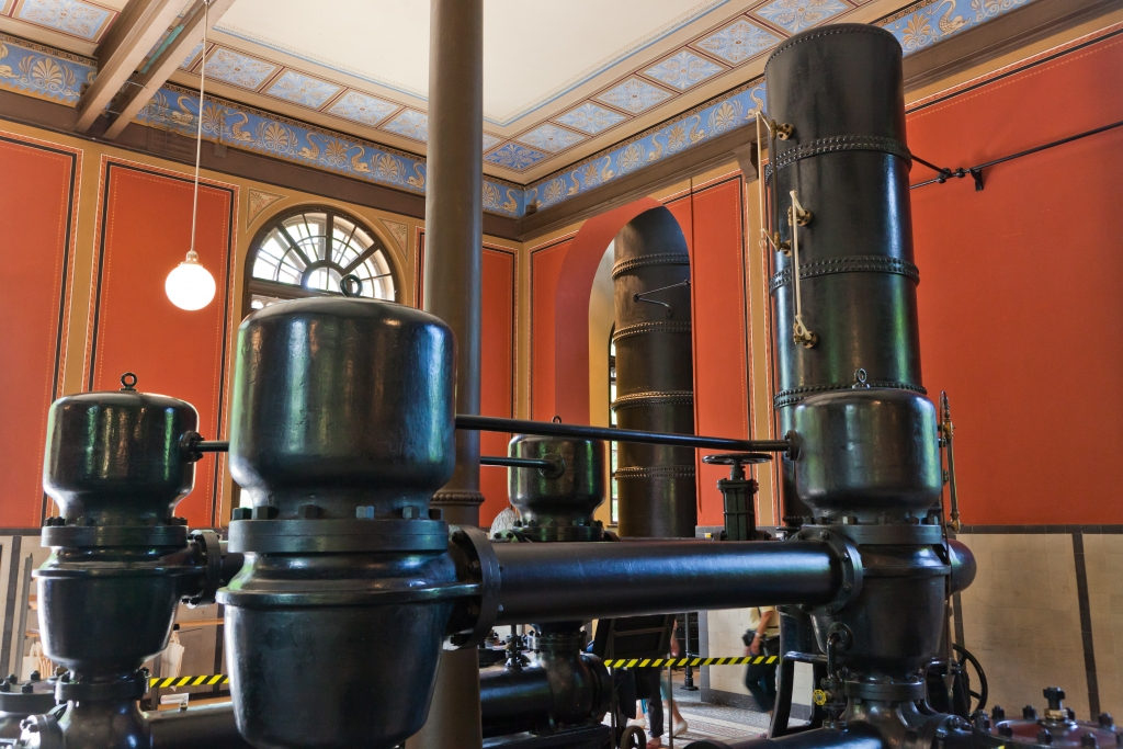 Historisches Wasserwerk Augsburg