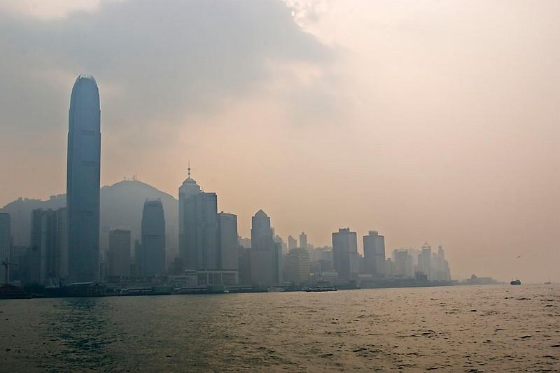 Hongkong Central und Victoria Peak