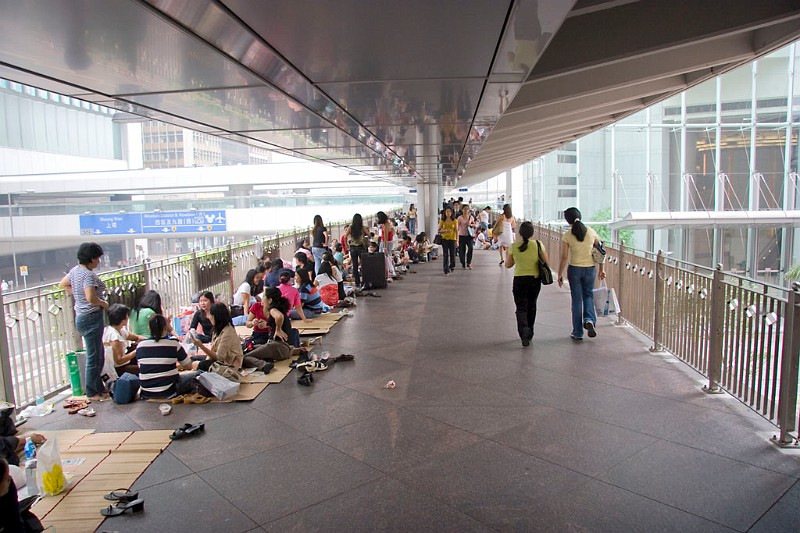 Hongkong Central Picknick