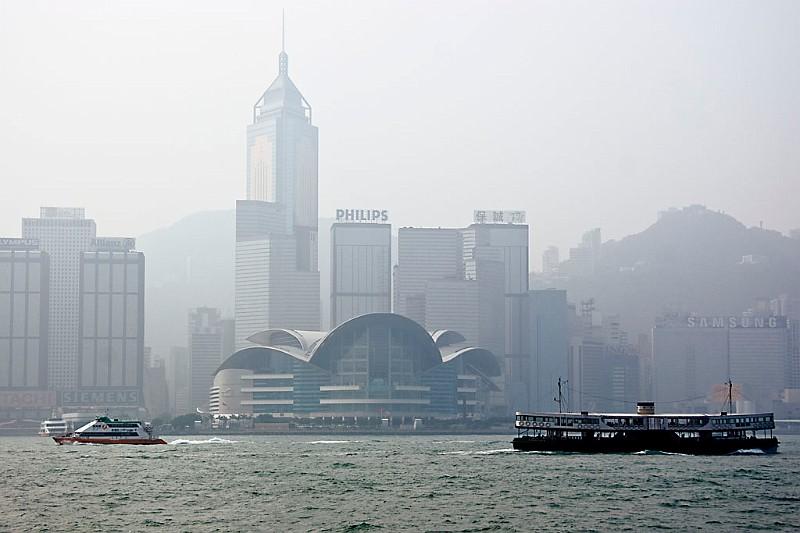 Hongkong Hafen Central