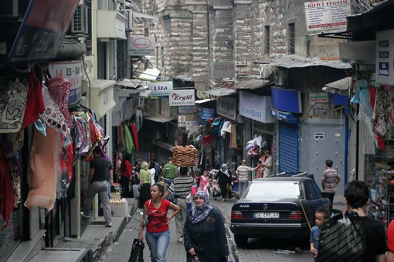 Istanbul am Großen Basar