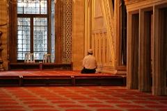 Istanbul Süleymaniye Moschee