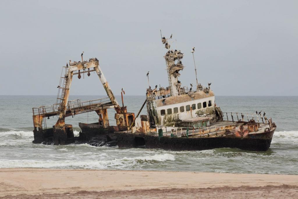 Namibia_Skelettküste