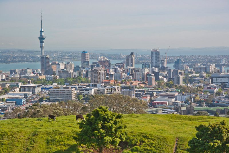 neuseeland, Auckland