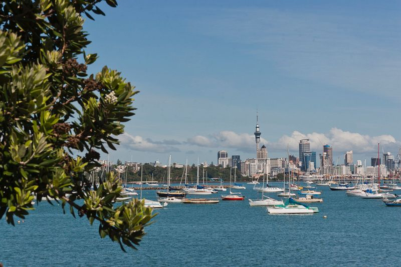 neuseeland, Auckland, Marina