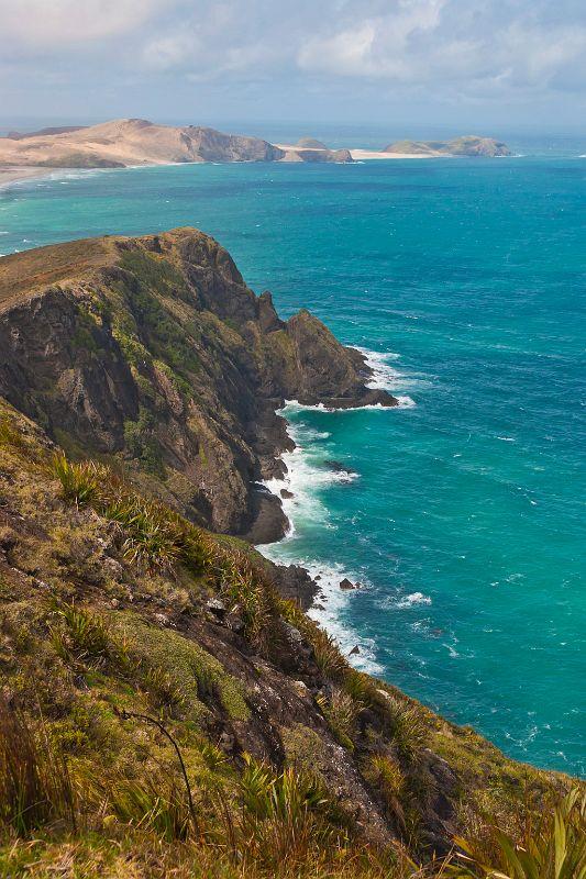 neuseeland, Cape Maria van Diemen