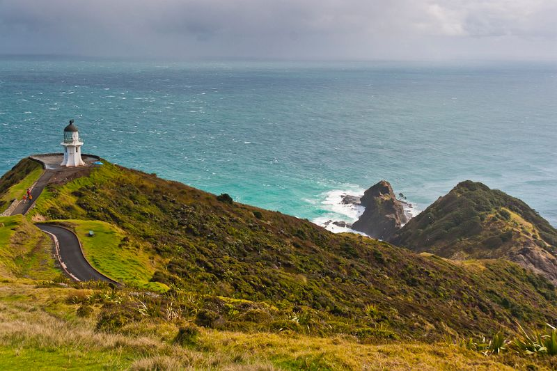 neuseeland, Cape Reinga Lighthouse