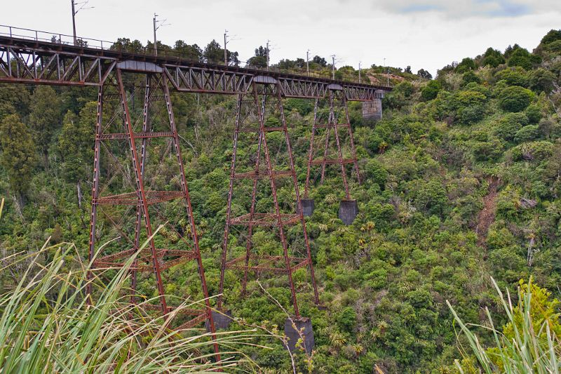 neuseeland, Railway Bridge