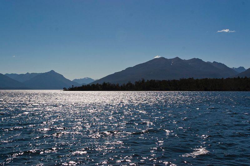neuseeland, Lake Te Anau