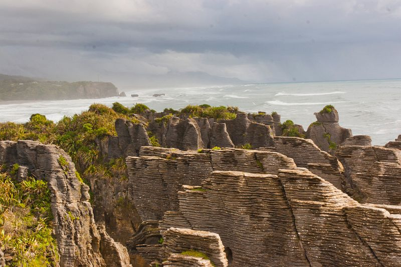 neuseeland, Pancake Rocks