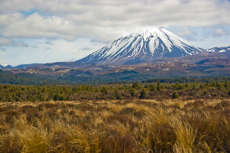 neuseeland, Tongariro Nationalpark