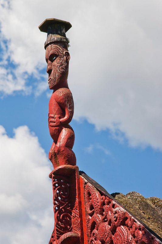 neuseeland, Whakarewarewa