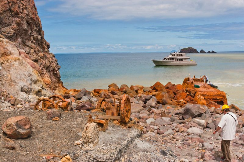 neuseeland, white Island