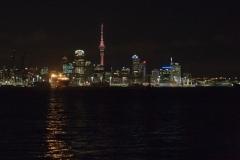 neuseeland, Auckland Skyline