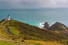neuseeland, Cape Reinga Lighthouse