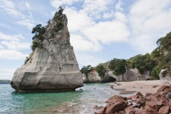 neuseeland, Cathedral Cove