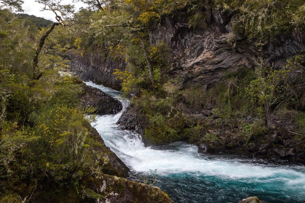Petrohue Falls