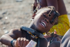 Himbamädchen