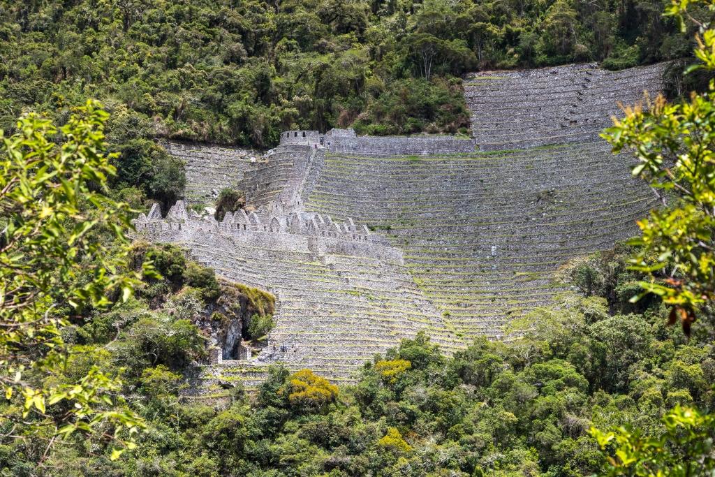 Peru_0146_Wiñay Wayna