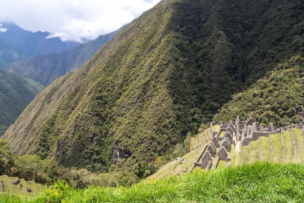 Peru_0153_Wiñay Wayna