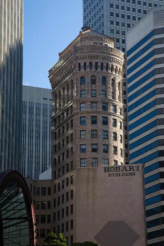Hobart Building Financial District San Francisco