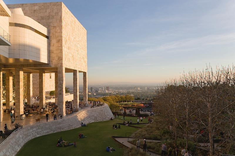 Getty Museum Los Angeles