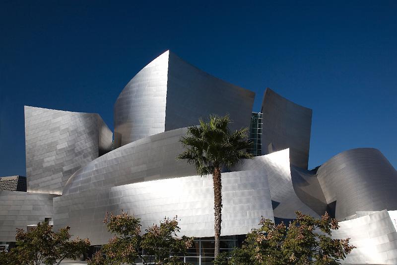 Walt Disney Music Hall Los Angeles