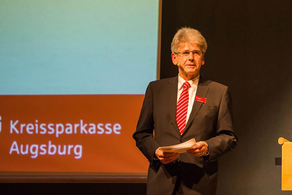 Veranstaltung Kreissparkasse Augsburg
